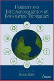 Usability and Internationalization of Information Technology 9780805844788