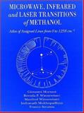 Microwave, Infrared, and Laser Transitions of Methanol, Giovanni Moruzzi, 0849324785