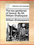 The Two Gentlemen of Verona, William Shakespeare, 1170434789