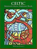 Celtic Stained Glass Pattern Book, Mallory Pearce, 048640479X