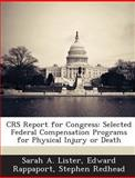 Crs Report for Congress, Sarah A. Lister and Edward Rappaport, 1287864791