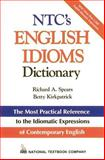 NTC's English Idioms Dictionary, Spears, Richard A. and Kirkpatrick, Betty, 0844254797