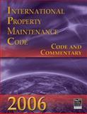 International Building Code 2006, International Code Council Staff, 1580014798
