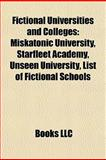 Fictional Universities and Colleges,, 1156834791