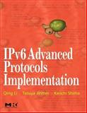 IPv6 Advanced Protocols Implementation, Li, Qing and Shima, Keiichi, 0123704790