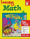 Learning Library Math, Kathy Wolf, 156234479X
