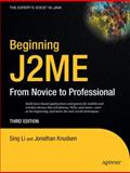 J2ME, Sing Li and Jonathan B. Knudsen, 1590594797