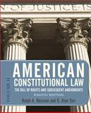 American Constitutional Law, Rossum, Ralph A. and Tarr, G. Alan, 0813344794