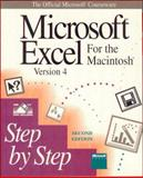 Microsoft Excel for the Macintosh Step by Step, Microsoft Official Academic Course Staff, 1556154798