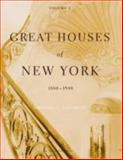 Great Houses of New York, Michael C. Kathrens, 0926494805