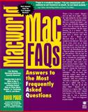 MacWorld Mac Faqs, David Pogue, 1568844808