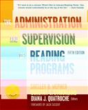 The Administration and Supervision of Reading Programs 5th Edition