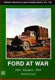 German Trucks and Cars in WWII, Horst Scheibert, 0887404804