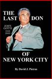 The Last Don of New York City, David Pietras, 1495334805