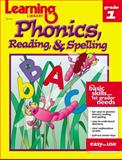 Learning Library Phonics, Reading and Spelling, The Mailbox Books Staff, 1562344803