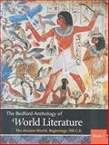 Bedford Anthology of World Literature, Davis, Paul and Crawford, John F., 0312404808