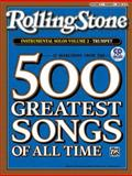 Selections from Rolling Stone Magazine's 500 Greatest Songs of All Time (Instrumental Solos), Vol 2, Alfred Publishing Staff, 0739054805