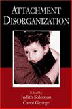 Attachment Disorganization, , 1572304804