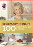 100 Great Low-Fat Recipes, Rosemary Conley, 0091944805
