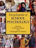 Encyclopedia of School Psychology, , 0306484803