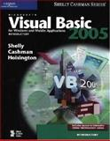 Microsoft Visual Basic 2005 for Windows and Mobile Applications : Introductory, Shelly, Gary B. and Cashman, Thomas J., 0619254807