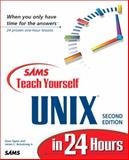 Teach Yourself UNIX in 24 Hours, Taylor, Dave and Armstrong, James C., 0672314800
