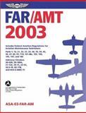 Far/amt 2003, Federal Aviation Administration, 1560274808