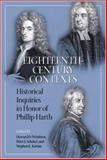 Eighteenth-Century Contexts : Historical Inquiries in Honor of Phillip Harth, Howard J. Weinbrot, Peter J. Schakel, Stephen E. Karian, 0299174808