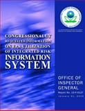 Congressionally Requested Information on EPA Utilization of Integrated Risk Information System, U. S. Environmental Agency, 1500624802