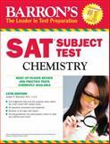 SAT Subject Test Chemistry, Joseph A. Mascetta M.A., 0764144804