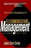 The Irwin Handbook of Telecommunications Management 9780786304806