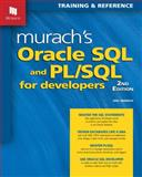 Oracle SQL and PL/SQL for Developers, Murach, Joel, 1890774804