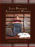 Legal Research, Analysis, and Writing, Hames, Joanne Banker and Ekern, Yvonne, 013159480X