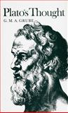 Plato's Thought, Grube, G. M., 0915144808