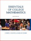 Essentials of College Mathematics, Cheryl Cleaves and Margie Hobbs, 0131714805