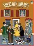 Sherlock Holmes Activity Book, David Schimmell, 0486474801