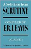 A Selection from Scrutiny Set, Leavis, Frank Raymond, 0521734819