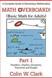 Math Overboard!, Colin W. Clark, 1457514818