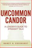 Uncommon Candor, Nancy K. Eberhardt, 1599324814