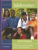 Adolescence, John W. Santrock, 0073314811