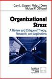 Organizational Stress 9780761914815
