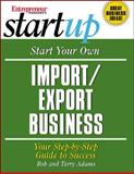 Start Your Own Import/Export Business, Entrepreneur Press, 1891984810