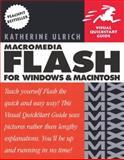 Macromedia Flash Mx for Windows and Macintosh, Katherine Ulrich, 0201794810