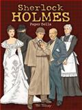 Sherlock Holmes Paper Dolls, Tom Tierney, 048647481X