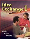Idea Exchange 1 : From Speaking to Writing, Blanton, Linda Lonon, 0030344816