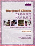 Integrated Chinese : Level 2, Yao, Tao-chung and Liu, Yuehua, 0887274811