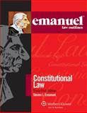 Emanuel Law Outlines : Constitutional Law 31e, Emanuel, Steven, 1454824816