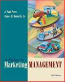 Preface to Marketing Management with PowerWeb, Peter, J. Paul and Donnelly, James H., Jr., 0072834811