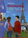 Discovering French Blue 1, Jean-Paul Valette and Rebecca M. Valette, 0395874823