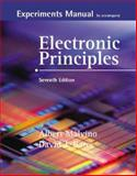 Experiments Manual to Accompany Electronic Principles, Malvino, Albert Paul and Bates, David J., 0073254827